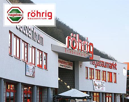 Bauzentrum Röhrig Baumarkt Baustoffhandel